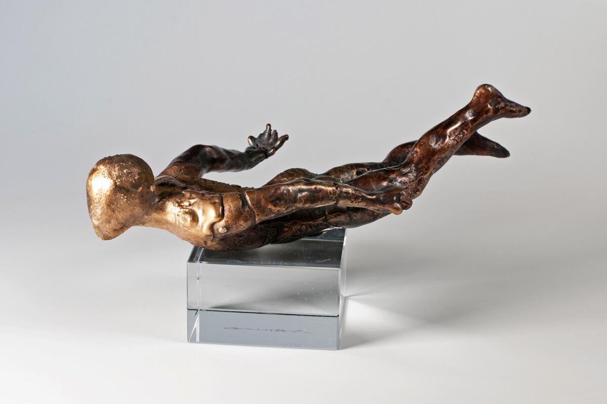 Burning-Icarus by Javier Blanco